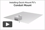 Installing the Classic Conduit Mount